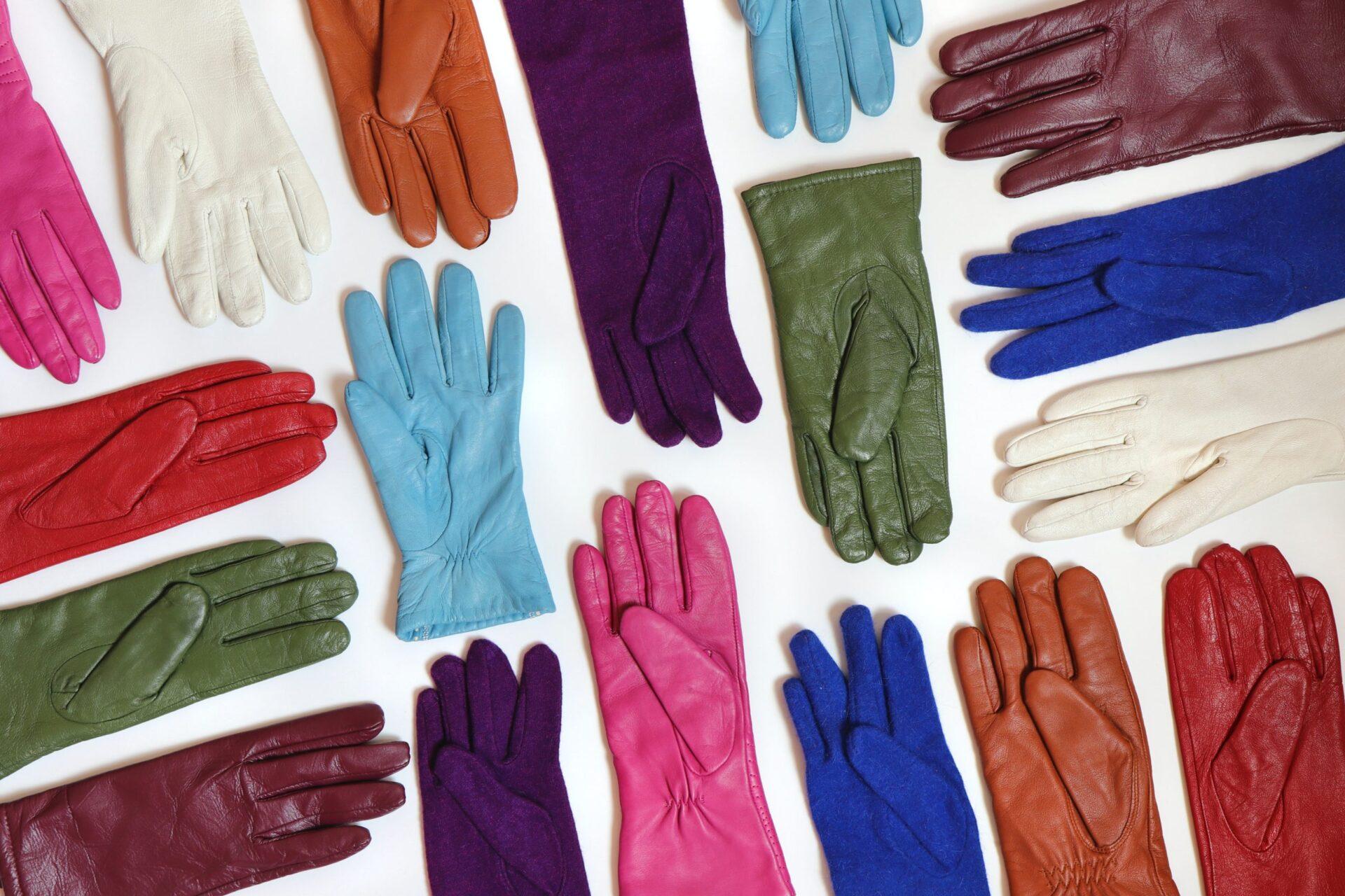 洗濯 革 手袋